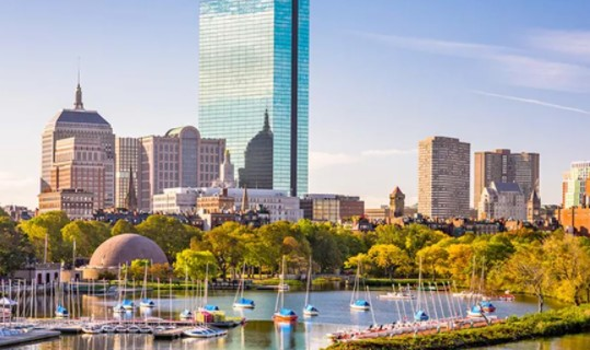 Stati Uniti - Boston
