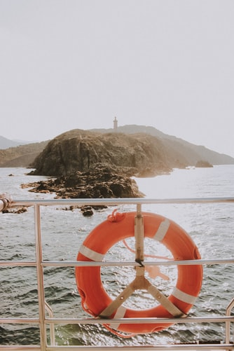 GEO Garanzie-life buoy