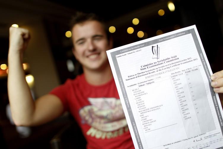 Irlanda - leaving certificate