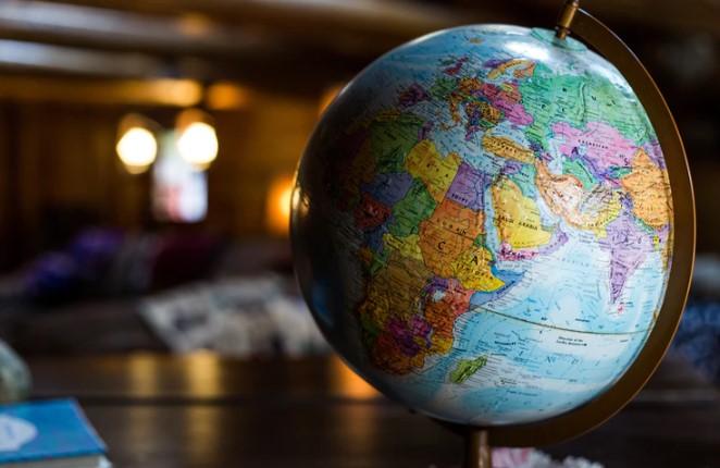 Imparare una lingua - mondo