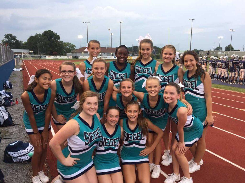 USA - Cheerleader