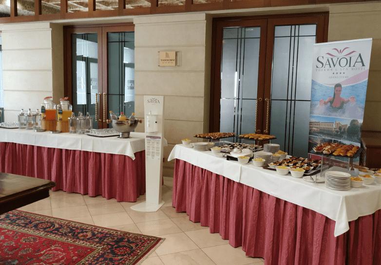 orientation - break e buffet